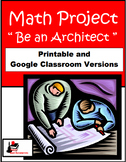 Be an Architect - Math Project