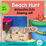 Beach Hunt: Interactive Articulation Sensory Tub Activity