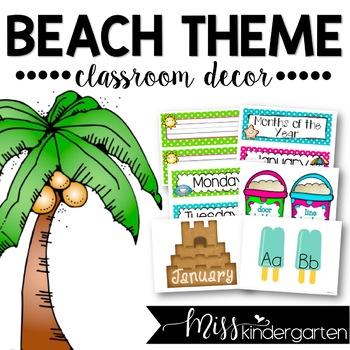 Beach Themed Room Decor