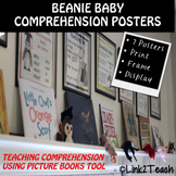 Beanie Baby Comprehension Posters and Powerpoint