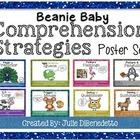 Beanie Baby Comprehension Strategies Poster Set
