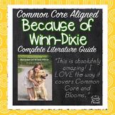 Because of Winn-Dixie Literature Guide