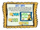 Bee Hallway or Classroom Display Materials