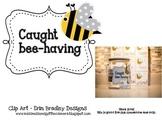 Beehaving Cards- Caught beeing good