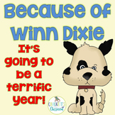 Because of Winn Dixie, Beginning of year activities