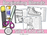 Beginning Blends Silly Stories