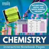 Science Interactive Notebook - Chemistry - Periodic Table,