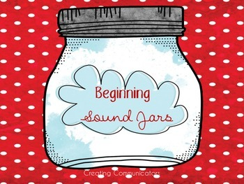 Beginning Sound Jars
