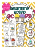 Beginning Sound Scoops!