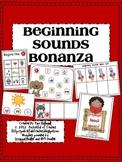 Beginning Sounds Bonanza!  {8 Centers}