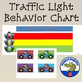Behavior Chart - Traffic Light