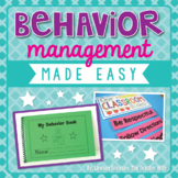 Behavior Management Made Easy!