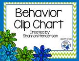 Behavior Management: The Clipchart