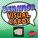Behavior Visual Cards (FREE)
