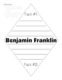 Benjamin Franklin Fact Kite