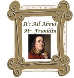 Benjamin Franklin Nonfiction Reading Unit w/ Common Core A