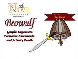 Beowulf ~ Graphic Organizers CCSS Aligned