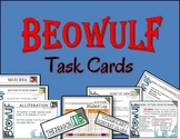 Beowulf: Task Cards for Your Classroom