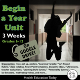 Best Beginning of a School Year Ever!  Planning, Organizin