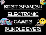 Best Spanish Electronic Games Bundle Ever!
