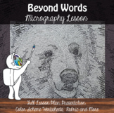 Beyond Words - Micrography - Word Art