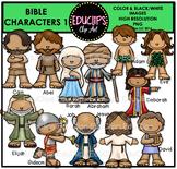 Bible Characters 1 Clip Art Bundle