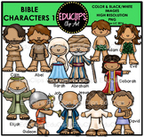 Bible Characters 1 Clip Art Bundle