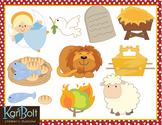 Bible Story Clip Art Combo