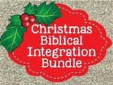 Biblical Integration Christmas Pack