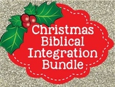 Biblical Integration Christmas Pack