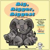 Superlatives: Big, Bigger, Biggest!