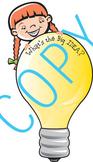 Big IDEA Poster (customizable) - 18x24