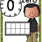 Kindergarten Math Exit Tickets SAMPLE