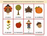 Bilingual Fall Activity Pack