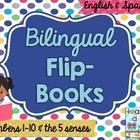 Bilingual Flip Book: The 5 Senses