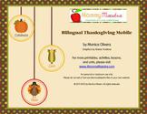 Bilingual Thanksgiving Mobile