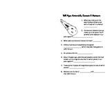 Bill Nye Comet, Meteor & Asteroid Listening Guide