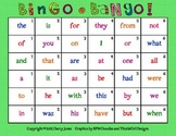 Bingo-Bango! Sight Word Fluency 1