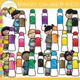 Bingo Dauber Kids Clip Art