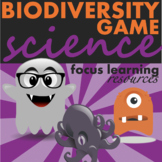 Biodiversity Game: Monsters in the Forest