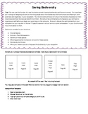 Biodiversity - Saving Biodiversity Brochure Assignment