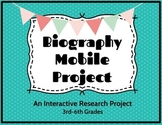 Biography Mobile Project (An Interactive Research Project)