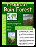 Biomes Poster Set
