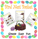 Bird Nest Baskets