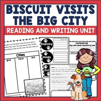 Biscuit Visits the Big City by Alyssa Capucilli