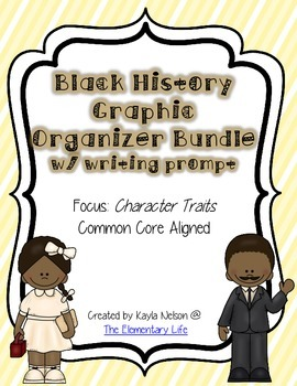 https://www.teacherspayteachers.com/Product/Black-History-Graphic-Organizer-Bundle-and-Writing-Prompt-1084690