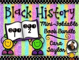 Black History Mini-Foldable Book Bundle~ Sets 1 & 2