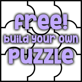 Puzzle template freebie with Ideas by Jivey