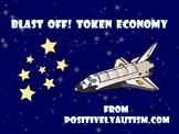 Blast Off! Token Economy (Outer Space Theme)