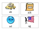 Blends and chunk flashcards